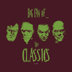 Big Fan of the Classics by amatoisms