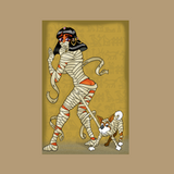 Mummy Pin-Up