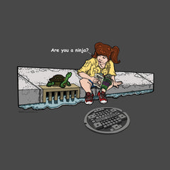 April in New York TMNT Parody by Aaron Gardy + House Of HaHa