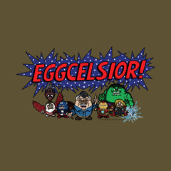 Eggcelsior Avengers Eggs Parody by Aaron Gardy + House Of HaHa