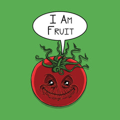 I am Fruit Guardian Tomato Mashup by Aaron Gardy + House Of HaHa