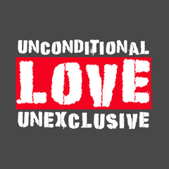 Unconditional Love Unexclusive by Melody Gardy