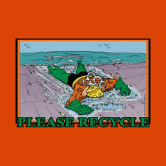 Pleae Recycle Death of Aquaman Parody by Aaron Gardy + House Of HaHa