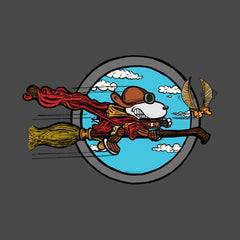Wizard Flying Ace by Aaron Gardy + House Of HaHa