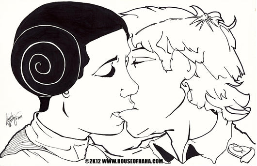 Lookin' for Love (in Alderaan Places) 11