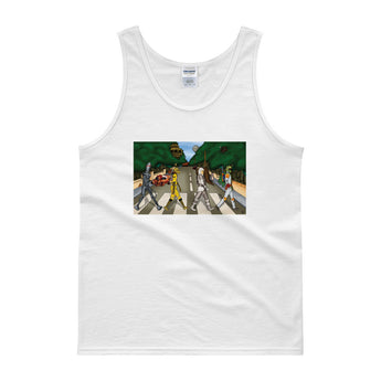 Bounty Road Street View Beatles Star Wars Mash Up Parody Men's Tank Top + House Of HaHa Best Cool Funniest Funny Gifts