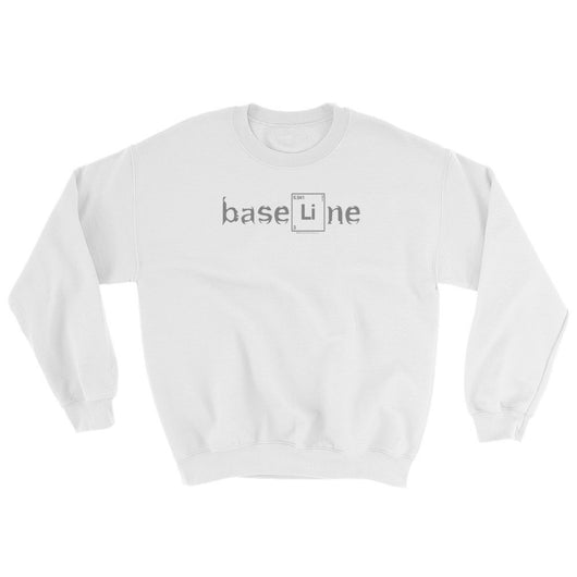 BaseLine Lithium Bipolar Awareness Sweatshirt + House Of HaHa Best Cool Funniest Funny T-Shirts