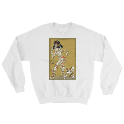 Mummy Pin-Up Men's Sweatshirt + House Of HaHa