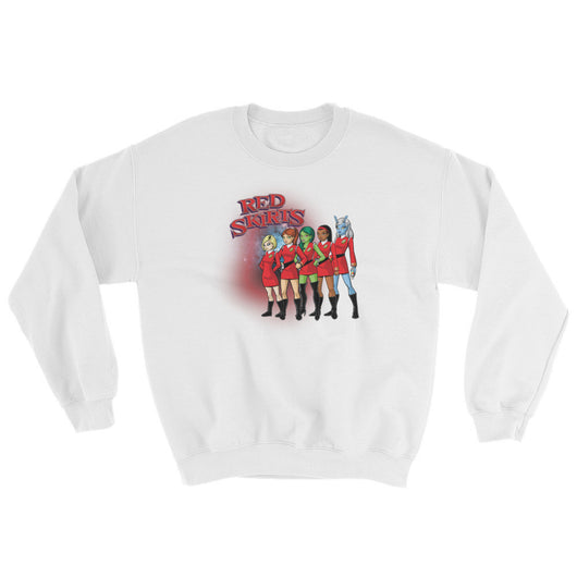 Red Skirts Security Team Mens' Sweatshirt + House Of HaHa