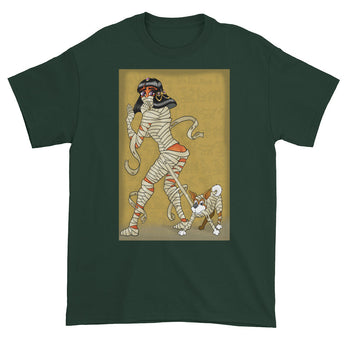 Mummy Pin-Up Men's Short Sleeve T-shirt + House Of HaHa Best Cool Funniest Funny Gifts