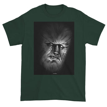 Werewolf Men's Short Sleeve T-shirt + House Of HaHa Best Cool Funniest Funny Gifts