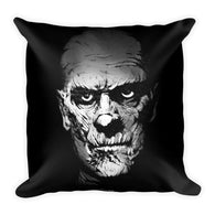 Mummy Square Pillow + House Of HaHa Best Cool Funniest Funny T-Shirts