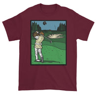 It's a Trap! Admiral Ackbar Sand Hazard Golf Meme Men's Short Sleeve T-shirt + House Of HaHa Best Cool Funniest Funny Gifts