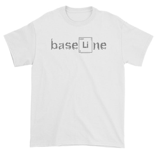 BaseLine Lithium Bipolar Awareness Short Sleeve T-Shirt + House Of HaHa Best Cool Funniest Funny T-Shirts