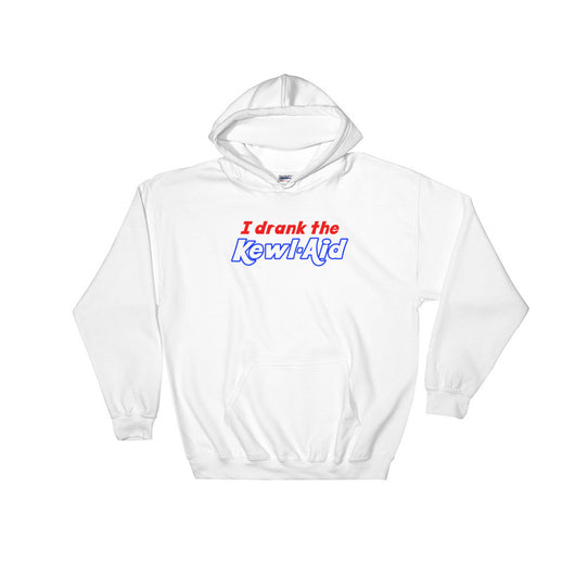 I Drank the Kewl Aid Psychedelic LSD Heavy Hooded Hoodie Sweatshirt + House Of HaHa