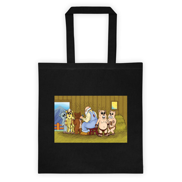Shearing Day Tote Bag + House Of HaHa Best Cool Funniest Funny T-Shirts
