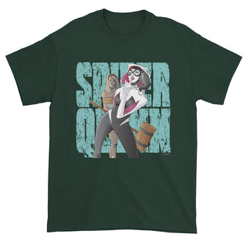 Spider Quinn Men's Short Sleeve T-Shirt + House Of HaHa Best Cool Funniest Funny Gifts