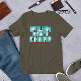 Fun Ain't Cheap Sand Lake Oregon Short-Sleeve Unisex Sandlake ATV T-Shirt + House Of HaHa Best Cool Funniest Funny T-Shirts