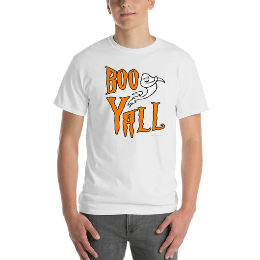 Boo Y'all Funny Southern Ghost T-Shirt