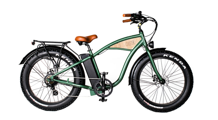 REV MALIBU COASTER E-BIKE