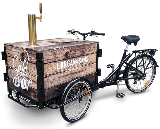 RollCycles | Keg Bicycle