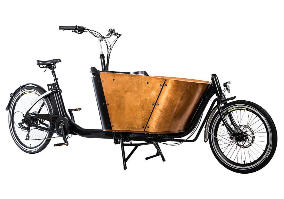 Rollcycles | Long-John Cargo Bike