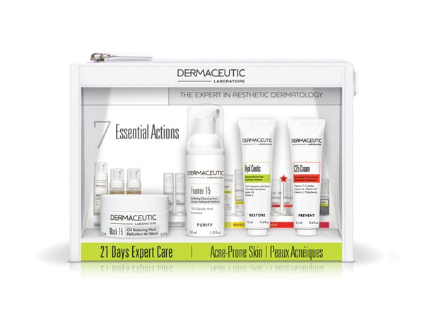 Dermaceutic 21 Days Expert Care Kit Acne-Prone Skin