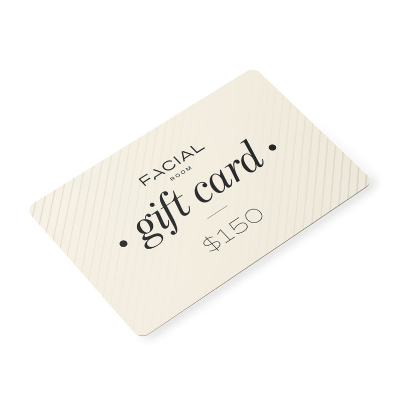 $150 Facial Room Online Shop Gift Card
