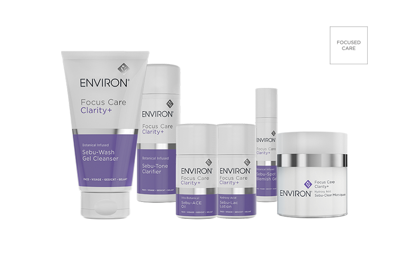 The Environ Acne/ Oily Skin Package