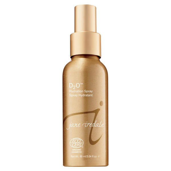 Jane Iredale Hydration Spray D2O - The Facial Room | Sydney
