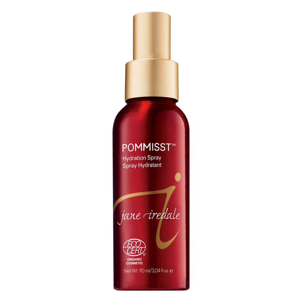 Jane Iredale Hydration Spray POMMISST - The Facial Room | Sydney