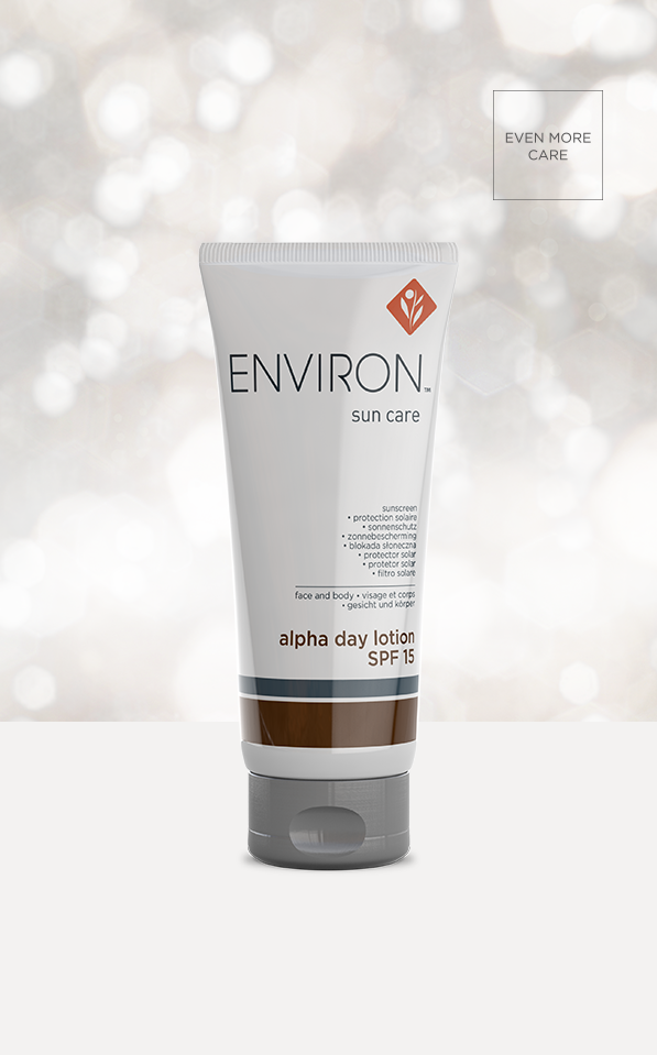 Environ Alpha Day Lotion SPF 15 - The Facial Room | Sydney