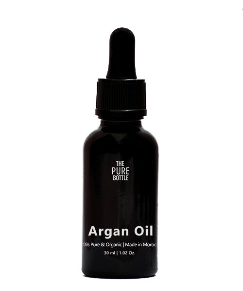 Jojoba Oil and Argan Oil