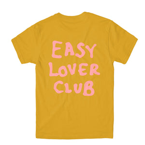Official ELC Pink on Yellow Tee