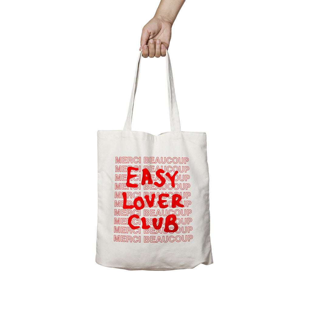 Easy Lover Club - Merci Beaucoup Tote