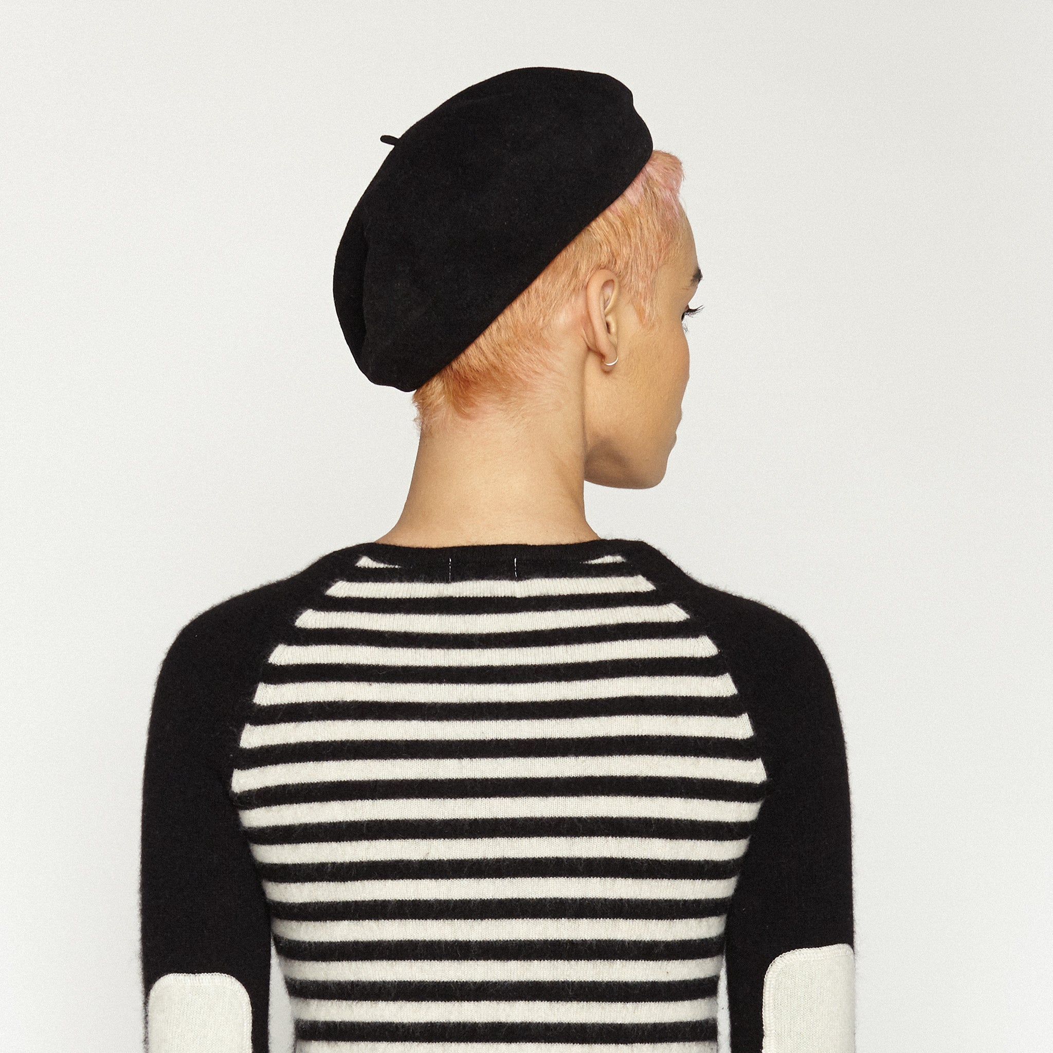MIME CASHMERE SWEATER