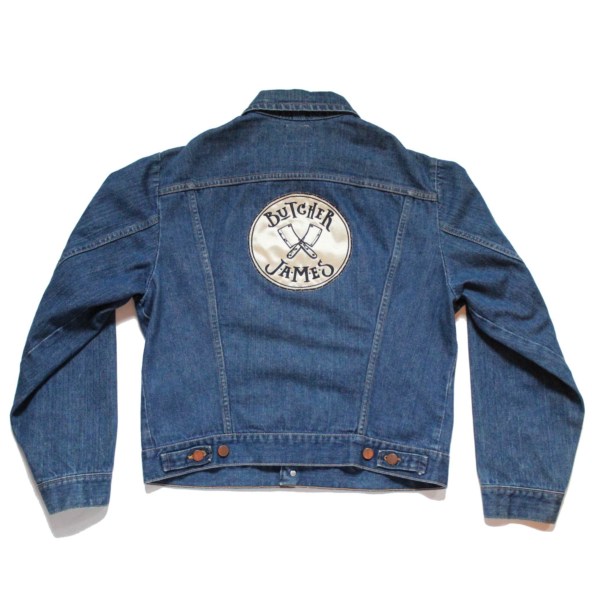 HERON DENIM JACKET