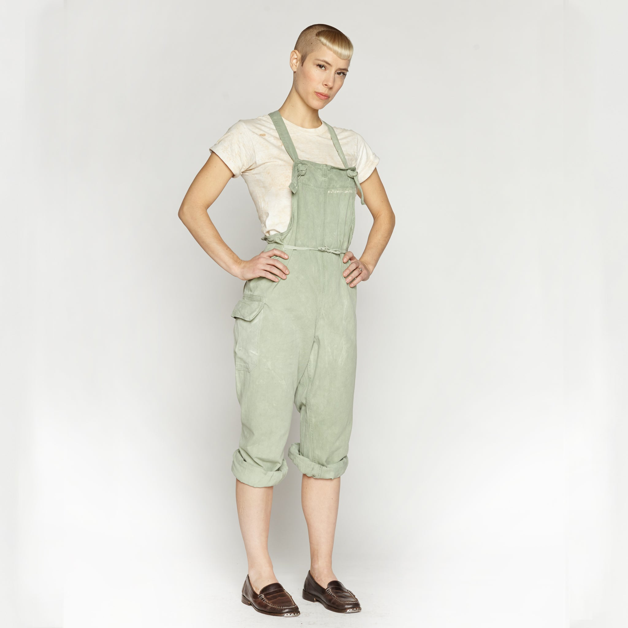 JOLLY GREEN OVERALLS