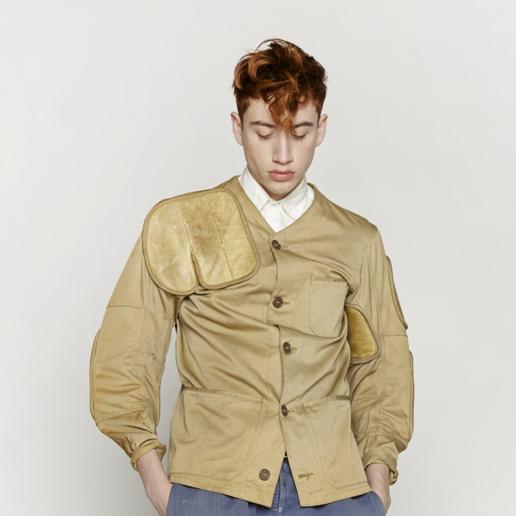 CREMA PADDED JACKET
