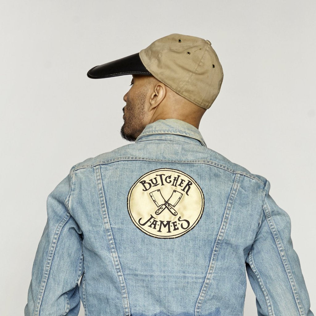 AZUL DENIM JACKET