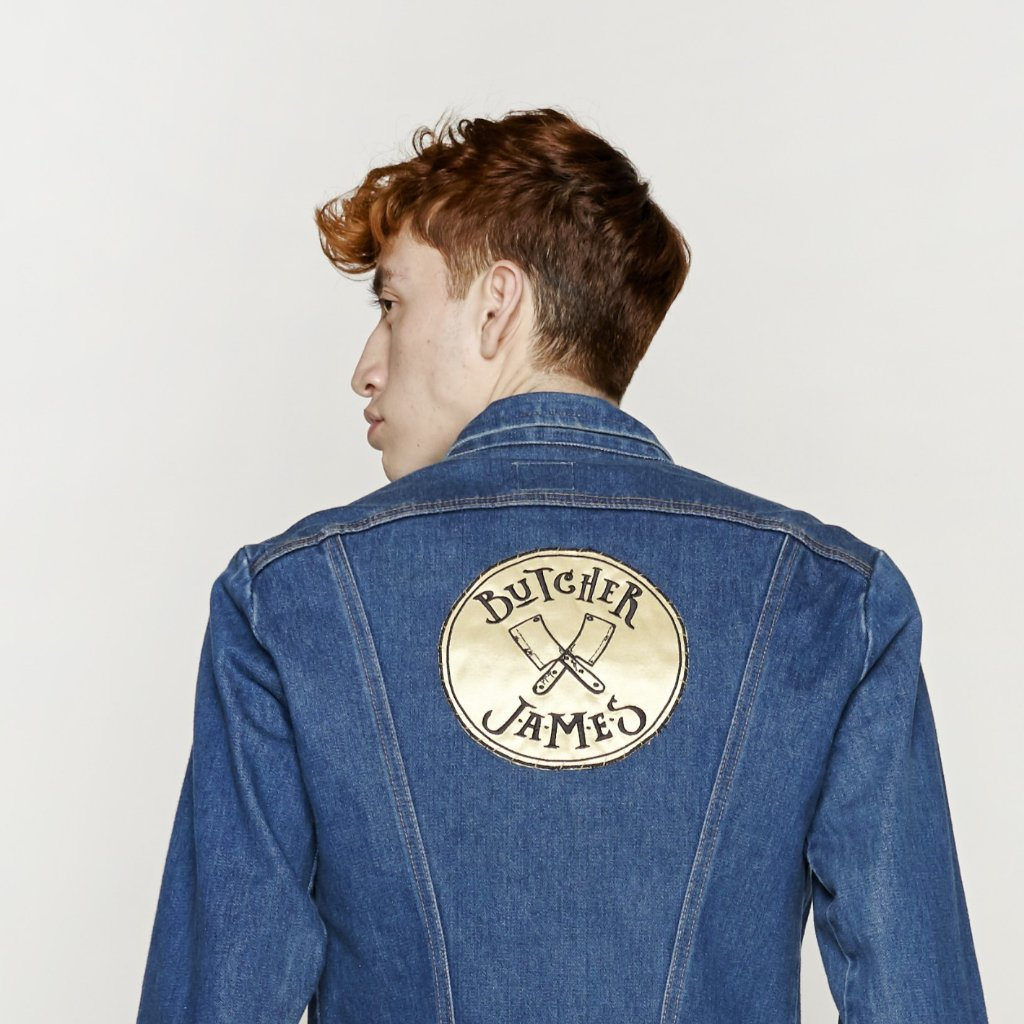 ROYAL DENIM JACKET
