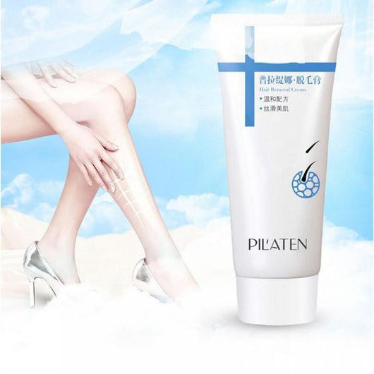 PILATEN Natural Hair Removal Depilatory Cream