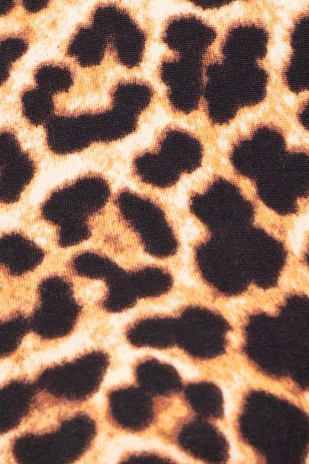 Running Late Leopard Bodysuit