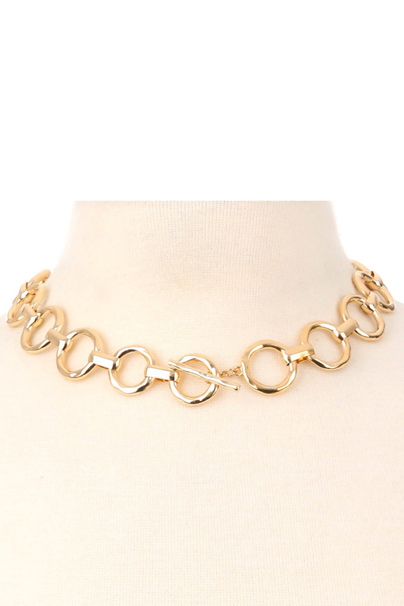 Sun Child Chain Necklace