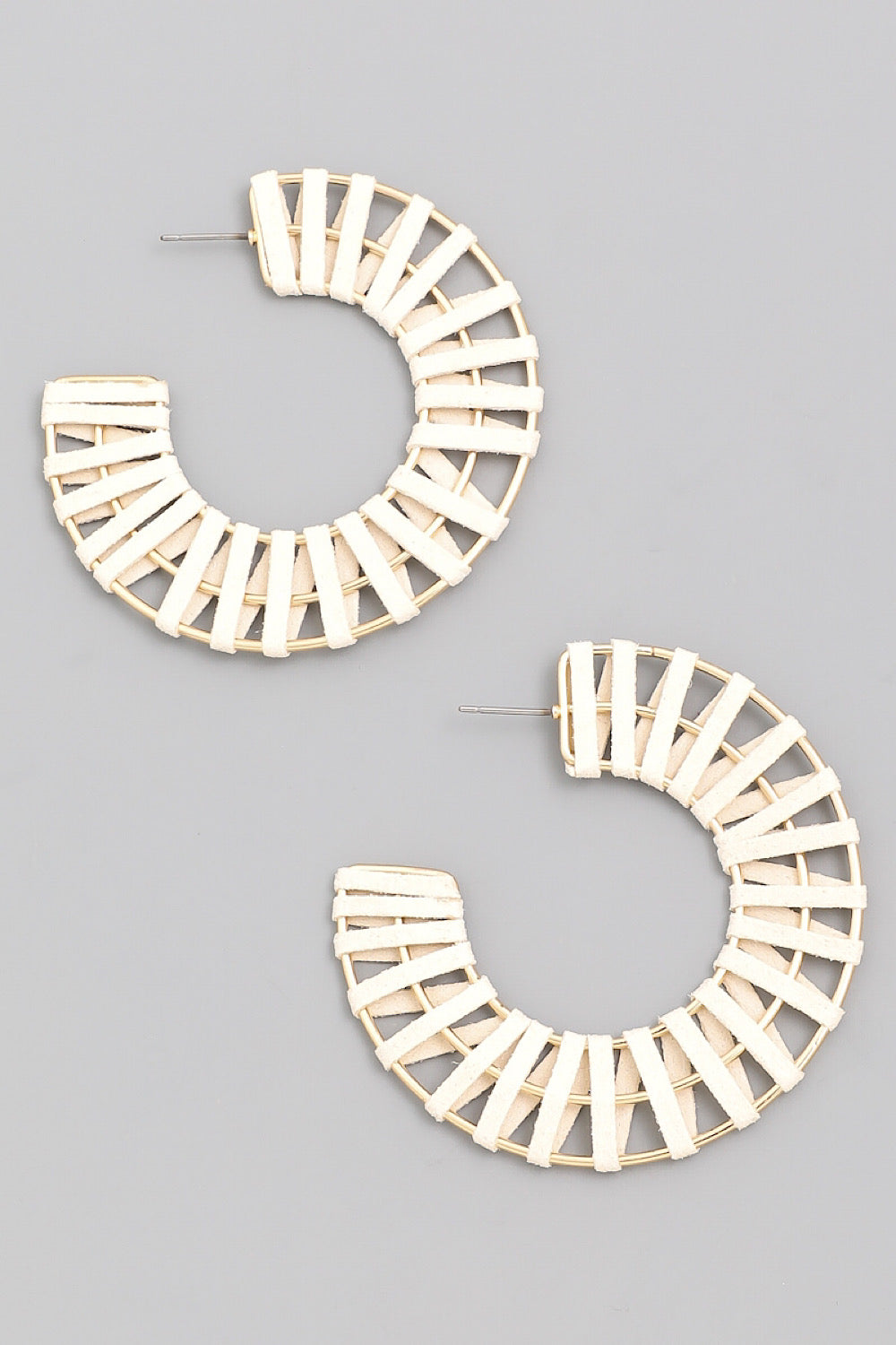 Love Ritual Ivory Earrings