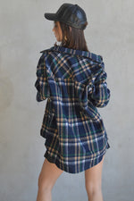 Mammoth Flannel Button Up Jacket
