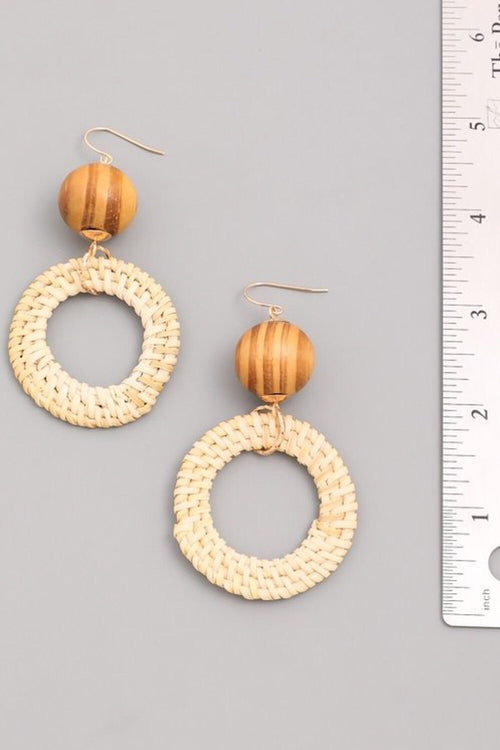Indo Love Earrings