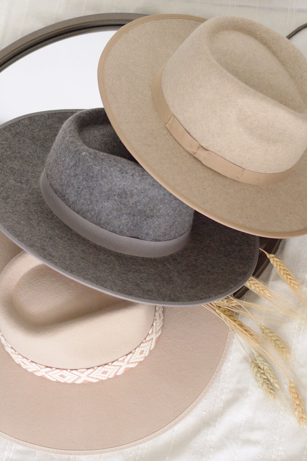 The Cult Classic Hat- Gray