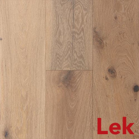 Length 190mm Euro Oak 1900 x 190 x 14/3 mm