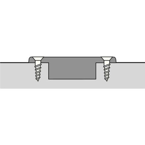 Hettich Intermat 9930-T4 Screw on Corner Unit Hinge